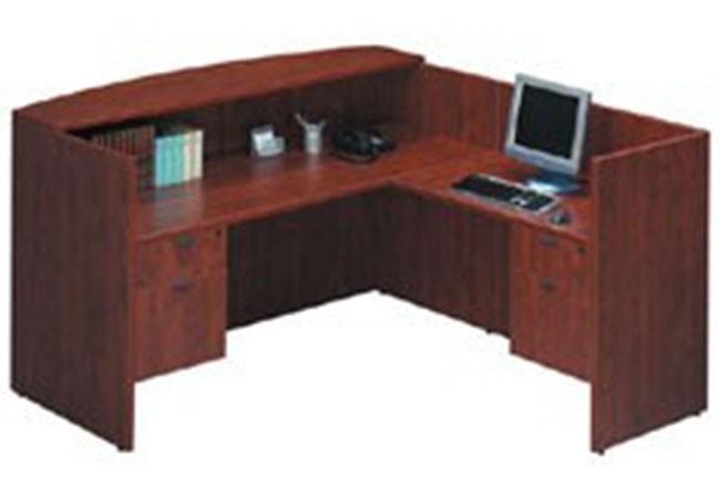 Bureau de réception classique
