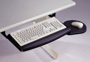 "Tiroir de clavier premium - 20"" 3/4 L"