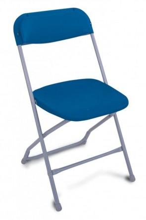 Série 1200 Polypropylene chaises pliables