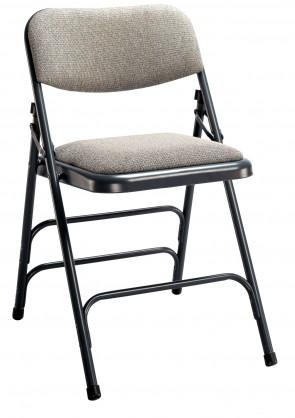 Chaise pliable en tissu
