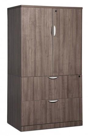 Classeur latéral avec armoire de rangement classique