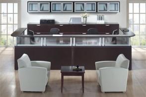 Bureaux réception bureaux mobiliers neuf