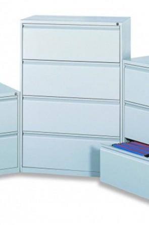 Série Steelwise 8000 classeurs latéraux design