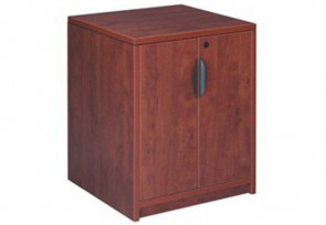 """Cabinet mobile avec double portes verrouillables classique - 24"""" L x 24"""" P x 29.5"""" H"""